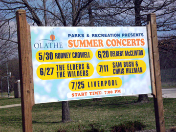 Free ConcertsOlathe
